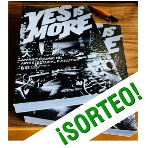 Sorteo del libro YES IS MORE