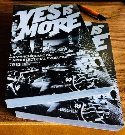 Comprar libro YES IS MORE de Bjarke Ingels en Amazon